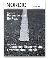 Image of Nordic Road and Transport Research 1-2010