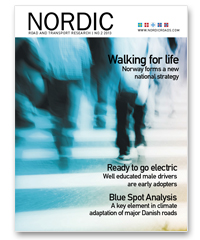 Cover of Nordic Road and Transport Research 2-2013